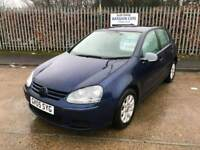 2005 vw golf tdi 1.9 (better engine) immaculate for year