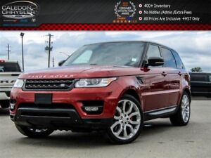 2014 Land Rover Range Rover Sport V8 Supercharged|4x4|Navi|Pano