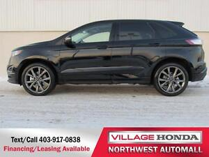 2016 Ford Edge Sport AWD   No Accidents  