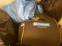 Outwell vermont xlp mint condition