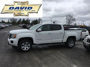 2015 GMC Canyon SLE CREW 2WD, R.START, R.CAM, LOCAL TRADE