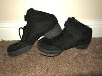 Sansha skazz dance shoe boots street dance hip hop
