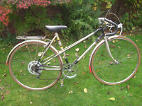 RALEIGH ROAD BIKE ONE OF MANY QUALITY BICYCLES FOR SALE
