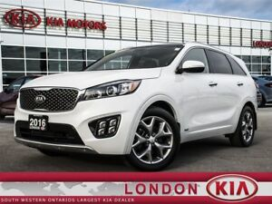 2016 Kia Sorento 2.0L SX - BLUETOOTH, BACK-UP CAM, NAV