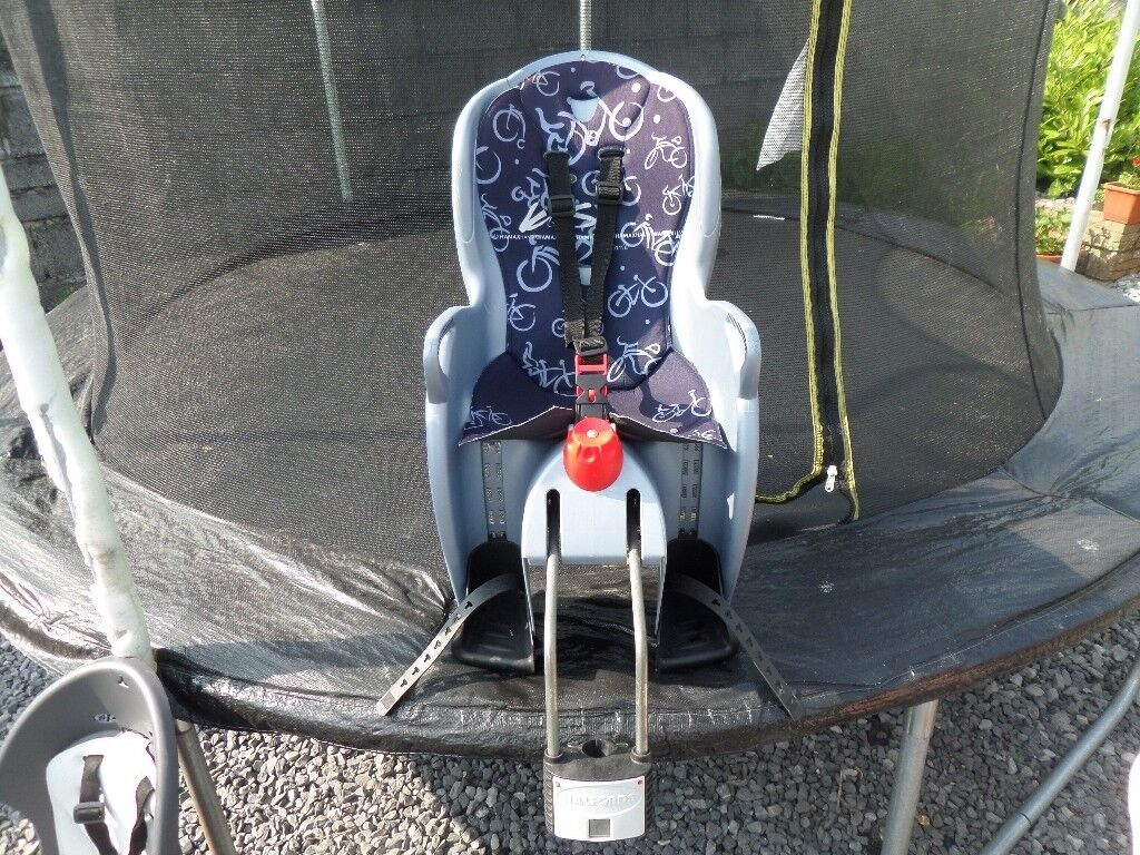 Picture of: Child Bike Seat Halfords In Llanelli Carmarthenshire Gumtree