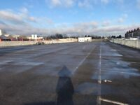 Commercial Vehicle or Coach Parking / Open Yard space