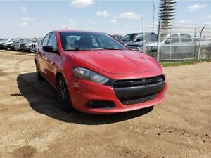 2015 Dodge Dart SXT 1.4L 4 cyl.! Low Payments & KM'S!!