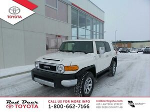 2014 Toyota FJ Cruiser Urban Package