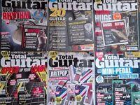 Total Guitar Magazines 2015