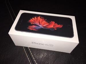 Brand New Apple iPhone 6s - 64GB - Space Gray, Sim-Free, (Unlocked)
