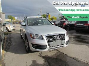 2011 Audi Q5 2.0T Premium Plus AWD | LEATHER | HEATED POWER SEA