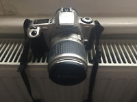 Canon EOS 300 35mm SLR Film Camera with Canon EF 28-90mm lens