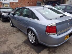 Vauxhall Vectra 3 Tailgate in silver and other various colours ring for more info