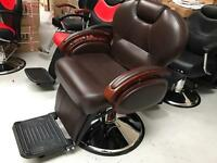 NEW HEAVY DUTY BARBER CHAIR BX-2685B uk new uk