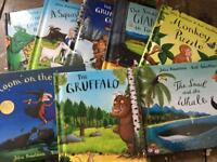 The gruffalo mini book collection 8 books