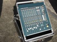 Allen & Heath Mix Wizard WZ3 12:2 Live Mixer With Built In Effects
