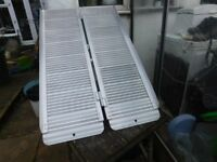PORTABLE FOLDING MOBILITY RAMP 4ft VERY STURDY COST £160 CAN DELIVER