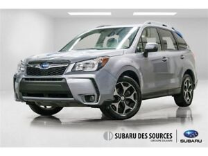 2016 Subaru Forester 2.0XT Limited Eyesight, Toit, Cuir, Navigat