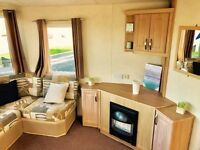 Stunning disabled caravan for sale at sandy bay holiday park with 5* facilities open 12 months