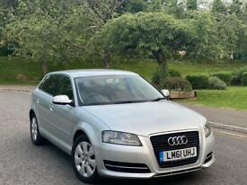 image for 2011(61) Audi A3 1.6 TDI SE Automatic Full Service History 2 Keys + Not Audi Seat VW