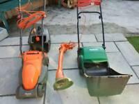 Lawnmower/strimmer/lawnraker