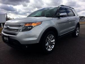 2015 Ford Explorer Limited London Ontario image 8