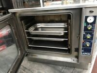 CONVECTION FAN OVEN CATERING COMMERCIAL KITCHEN FAST FOOD CHICKEN PERI PERI RESTAURANT BAR SHOP