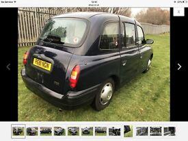 London Taxi International 7 Seater TX1