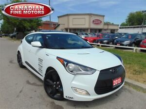 2013 Hyundai Veloster LEATHER ROOF-NAVI- ONE OF A KIND