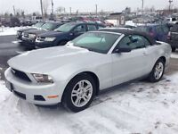 2010 Ford Mustang CONVERTIBLE A/C MAGS