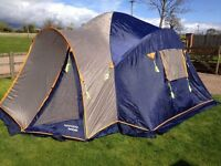 6 to 8 man tent