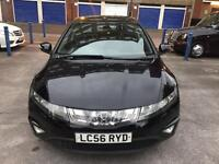 Honda Civic Sports I-CTDI Diesel manual cheap