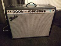 Fender 68 Custom Twin Reverb Amplifier Reissue