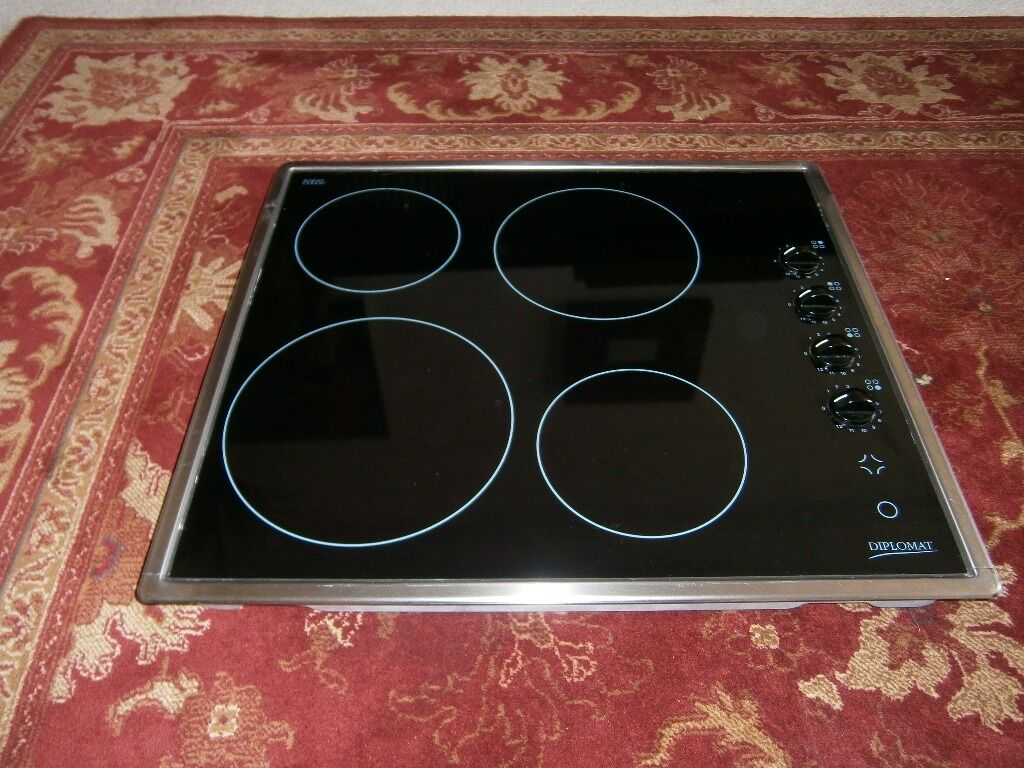 diplomat schott ceran electric ceramic hob in bournemouth dorset gumtree. Black Bedroom Furniture Sets. Home Design Ideas
