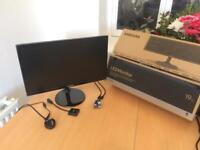 """19"""" LED monitor SAMSUNG SF355"""