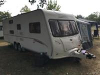 2006 bailey senator carolina 6 berth with air con and awd mover