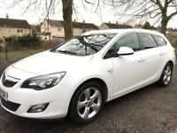 2011 Vauxhall Astra 2.0 CDTI SRI TOURER (TURBO DIESEL)eg mondeo focus passat skoda astra insignia a4