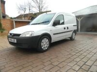 £975 ONO NO VAT 2006 VAUXHALL COMBO VAN CDTI GREAT CONDITION GREAT DRIVE VERY RELIABLE NO VAT