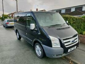 Ford transit swb 2011 ltd edition saphire fully loaded ex condition