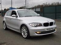 2010 BMW 118D SPORT 5 DOOR * FULL SERVICE HISTORY * STOP START * LONG MOT * FINANCE * PX WELCOME