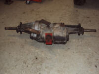 Murray 10/30 ride on mower transaxle - gearbox - back axle