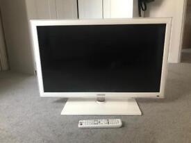 "Samsung 32"" inch LED HD TV (UE32D4010NW) White"