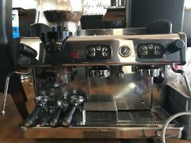 Expobar commercial coffee machine