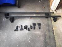 Halford Hatch Back Roof Bars £20ono