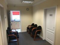 Large and modern clinic room to rent in Hale, Cheshire