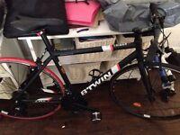 B'Twin Triban 500 Road Bike | BEGINNERS PACKAGE