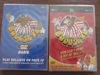 2 x Bullseye games - still sealed