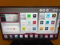 LG SMART TV HD 40inch