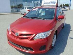 2012 Toyota Corolla CE Propre