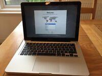 "MacBook Pro 13"" Core i5 8GB 500GB Excellent condition"